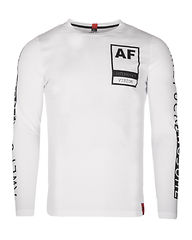 DopeAF Shirt White/Black