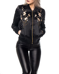 Briley Bomber Black
