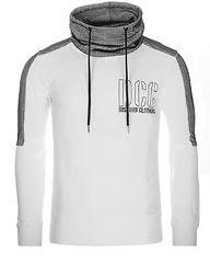 DCC Mesh Sweater White