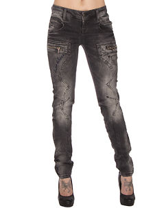 Neve Jeans Anthracite
