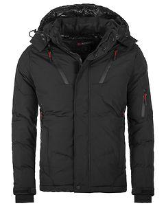 Blydex Winter Jacket Black