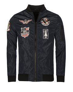 Batch Jacket Navy
