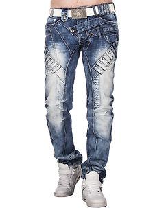 Quinlan Jeans Blue