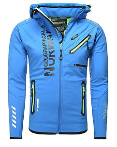 Richier Softshell Jacket Blue