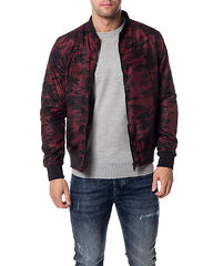 Regal Bomber Red Camo