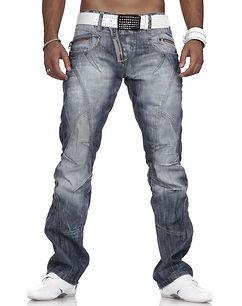C-751 Jeans Denim Blue