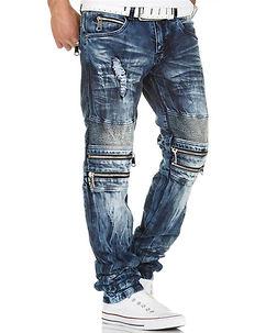 KM-143 Jeans Denim Blue