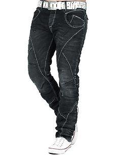 CD288 Jeans Black