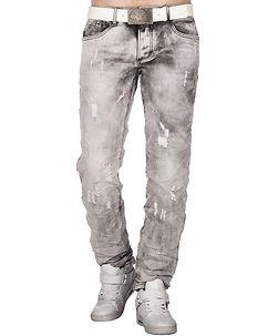 Beckett Jeans Light Grey