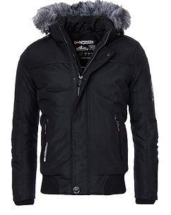 Borrowpark Jacket Black