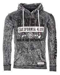 California Hoodie Anthracite