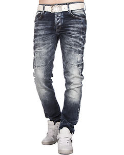 CD286 Jeans Denim Blue
