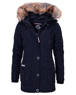 Airline Parka Navy