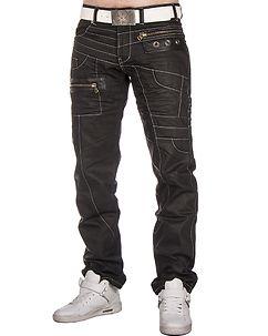 KM-012 Jeans Black