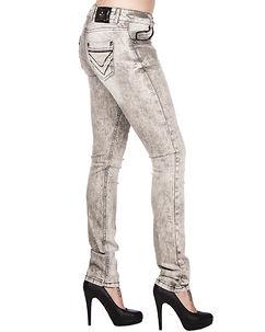 Allyn Jeans Grey