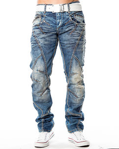 C-894 Jeans Denim Blue